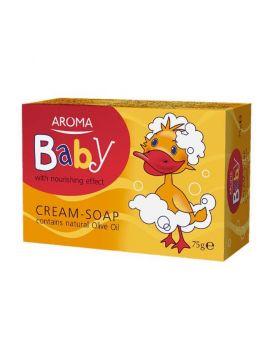 Săpun Aroma Baby cu ulei de masline pentru copii