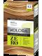 Vopsea de păr fără amoniac Kolora Zero Blond Sampanie