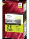 Vopsea de păr fără amoniac Kolora Zero Rosu Vibrant