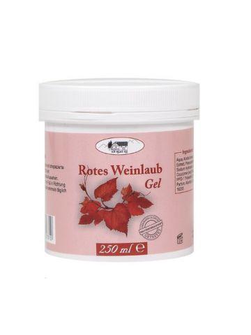 Gel-balsam de picioare îmbunătățirea circulației cu viță de vie 250 ml
