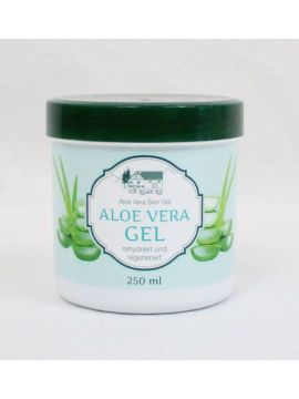 Gel regenerant si hidratant de fata si corp cu extact de aloe vera 250 ML
