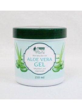 Gel regenerant si hidratant de fata si corp cu extact de aloe vera