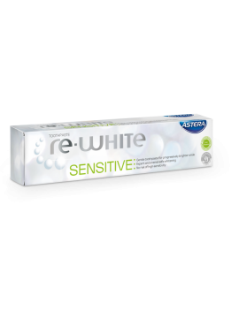 Pastă de dinți Re-White Sensitive Astera