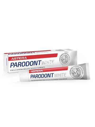 Pastă de dinți Parodont White Astera