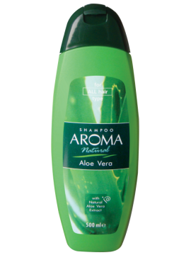Șampon cu Aloe Vera