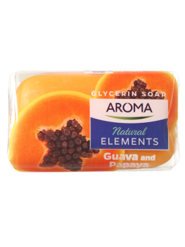 SAPUN CU GLICERINA, GUAVA, PAPAYA SI MANGO NATURAL ELEMENTS