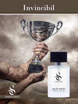 INVINCIBIL (Apa de parfum SANGADO 50 ml)