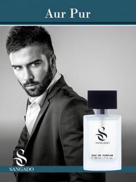 AUR PUR (Apa de parfum SANGADO 50 ml)