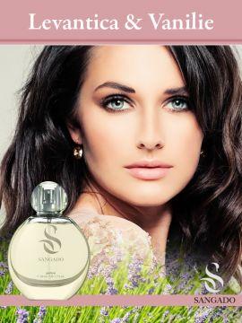 LEVANTICA & VANILIE (parfum SANGADO 50 ml)