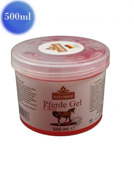 Gel-balsam antireumatic puterea calului cu ardei iute 500 ml (ambalaj cu pompiță)