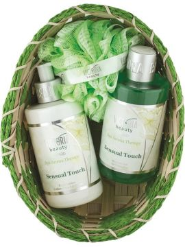 SET SPA AROMATERAPIE- VICTORIA BEAUTY ATINGERE SENZUALA (LOTIUNE 250 ML+ GEL DE DUS 250 ML)