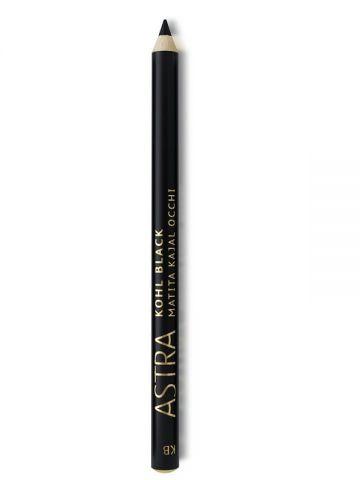Creion de ochi Kajal (1,1 gr)Kohl Negru- ASTRA