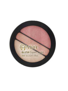 BLUSH Expert Sculpt-Efect de mat si lumina (7g)- ASTRA