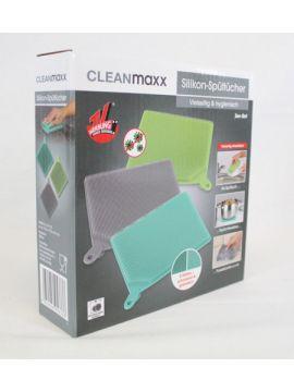 SET DE CURATARE - silicon 3 buc. - CleanMaxx silicon Spühltücher
