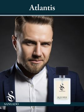 ATLANTIS (eau de parfum 50 ml pentru el)