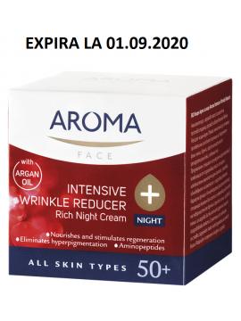 Crema de noapte intensivă anti-rid pentru toate tipurile de ten matur 50+