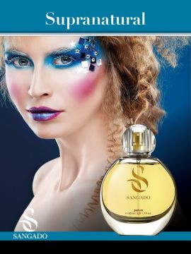 SUPRANATURAL (parfum SANGADO 50 ml)