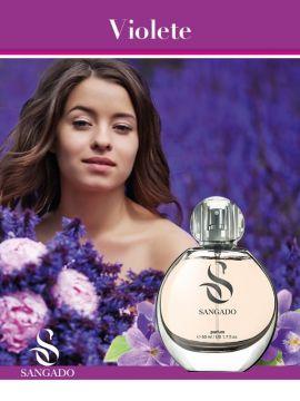VIOLETE (parfum SANGADO 50 ml)
