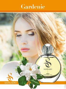 GARDENIE (parfum SANGADO 50 ml)