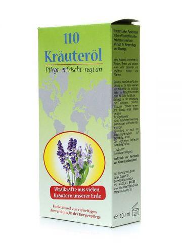 Ulei Terapeutic 110 Plante Medicinale