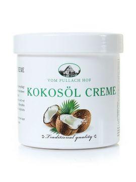 Crema cu ulei de nucă de cocos