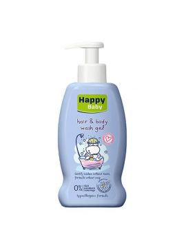 Gel de baie pentru copii Happy Baby
