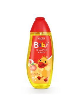 Șampon cu piersică pentru copii