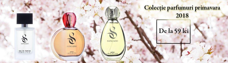 coletie noua de parfumuri primavara 2018