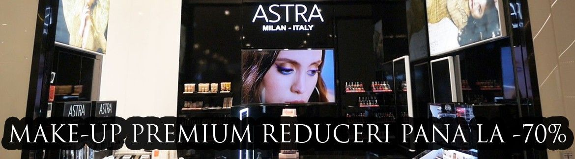 ASTRA - Premium Italian Make-up Nou machiaj premium italia